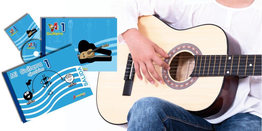 Mi Guitarra de Musicaeduca