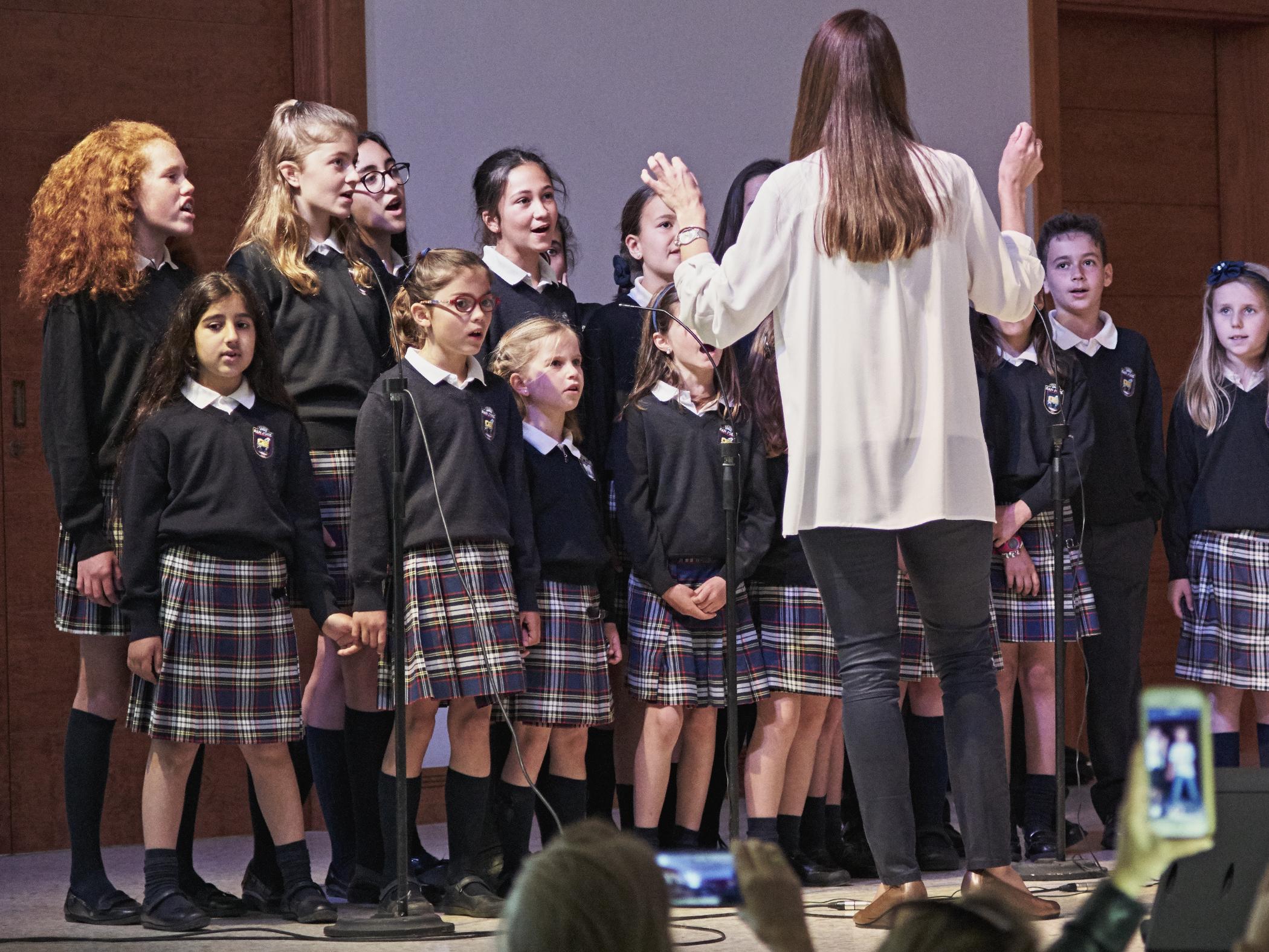 Coro del Colegio San José