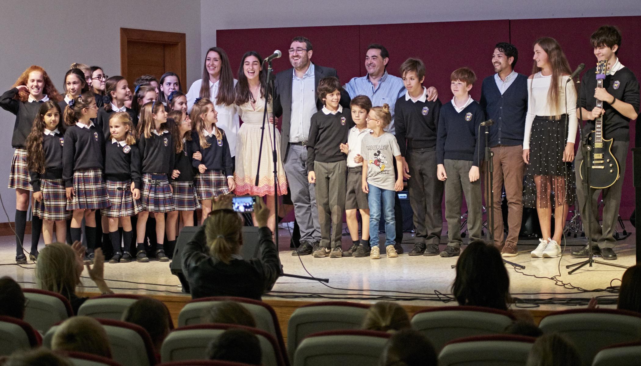 Concierto Actividades Extraescolares Colegio San José