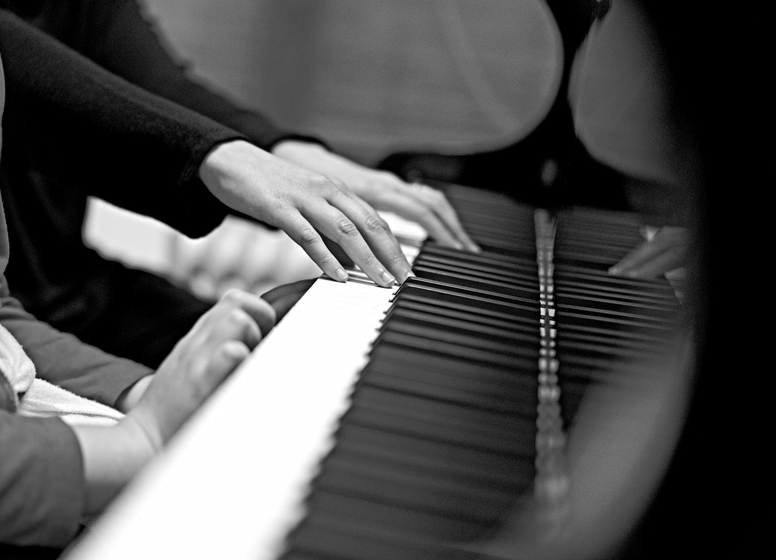 Grado 4 de Elemental de Piano