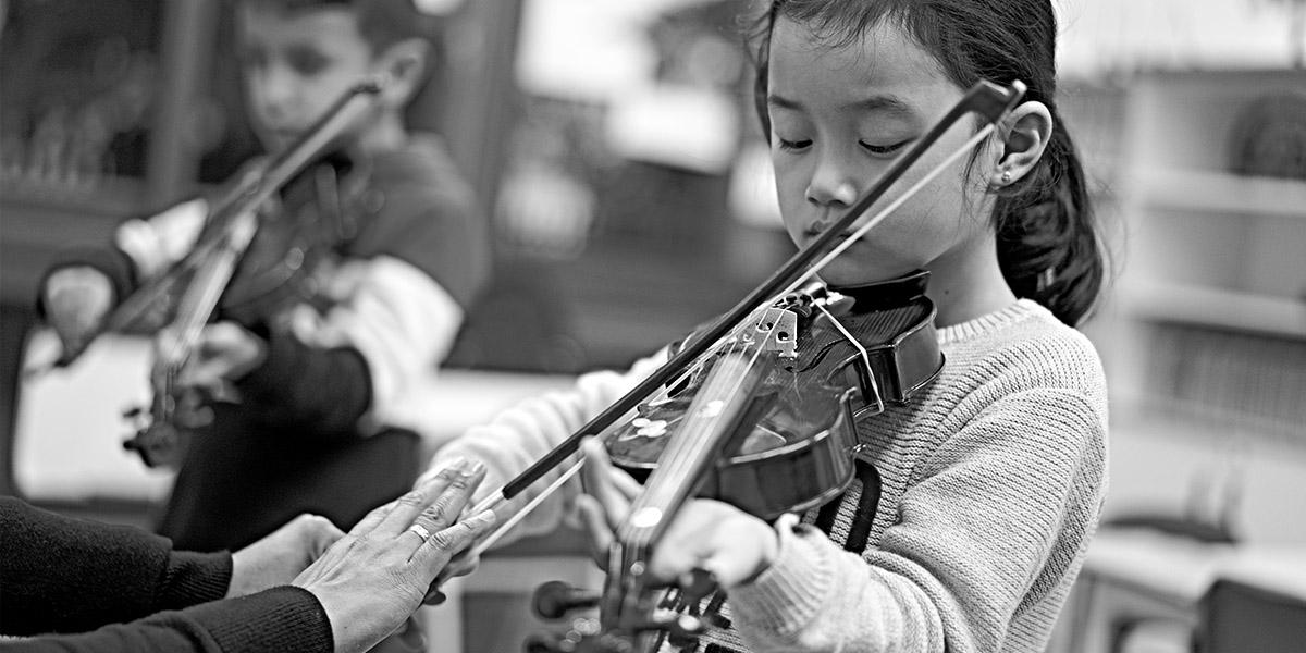 Práctica Instrumental: Violín